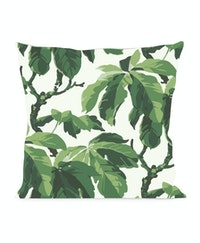On&On Flower Leaves Cushion 40x40cm