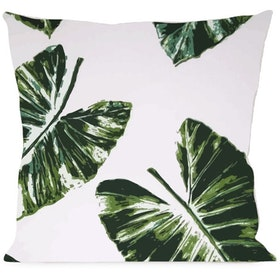 On&On Flowery Leaves Cushion 40x40cm