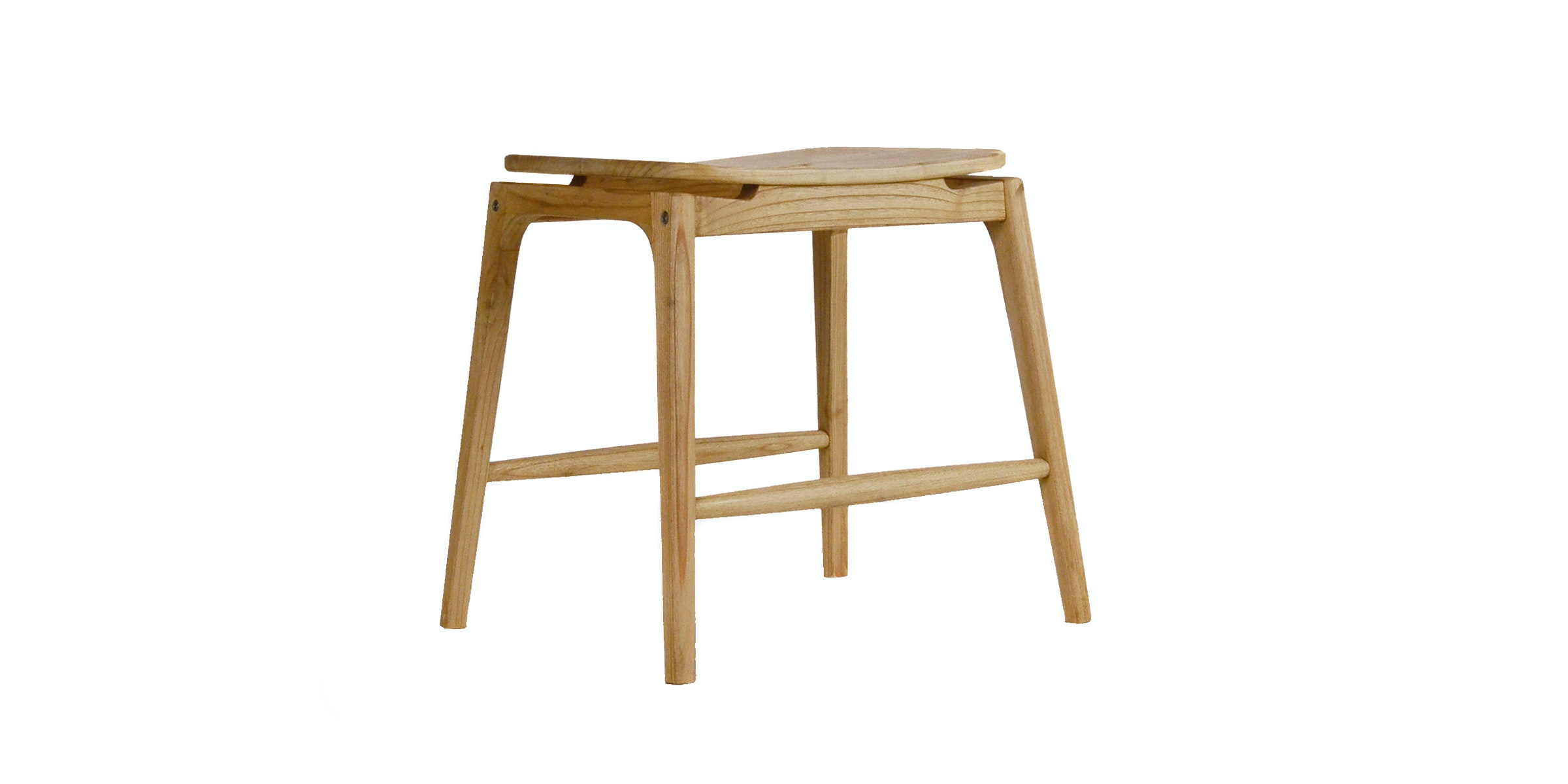 Onel Stool Bevone Natural