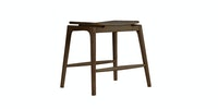 Onel Stool Bevone Dark Wood
