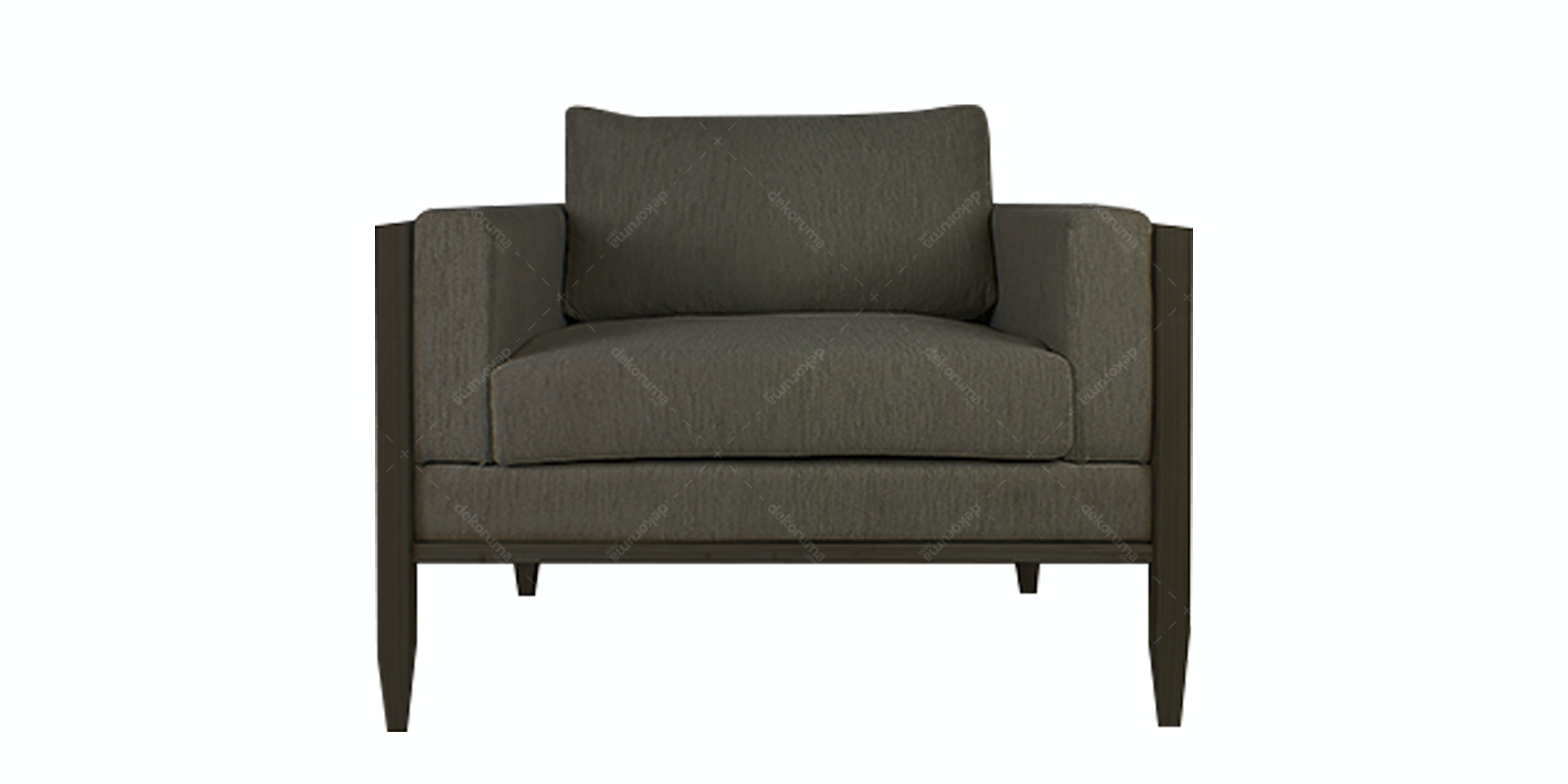 Onel Sofa UNIVORE Dark Grey