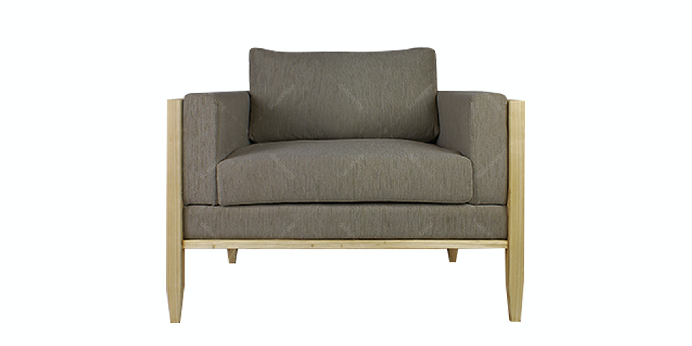 Onel Sofa UNIVORE Light Grey