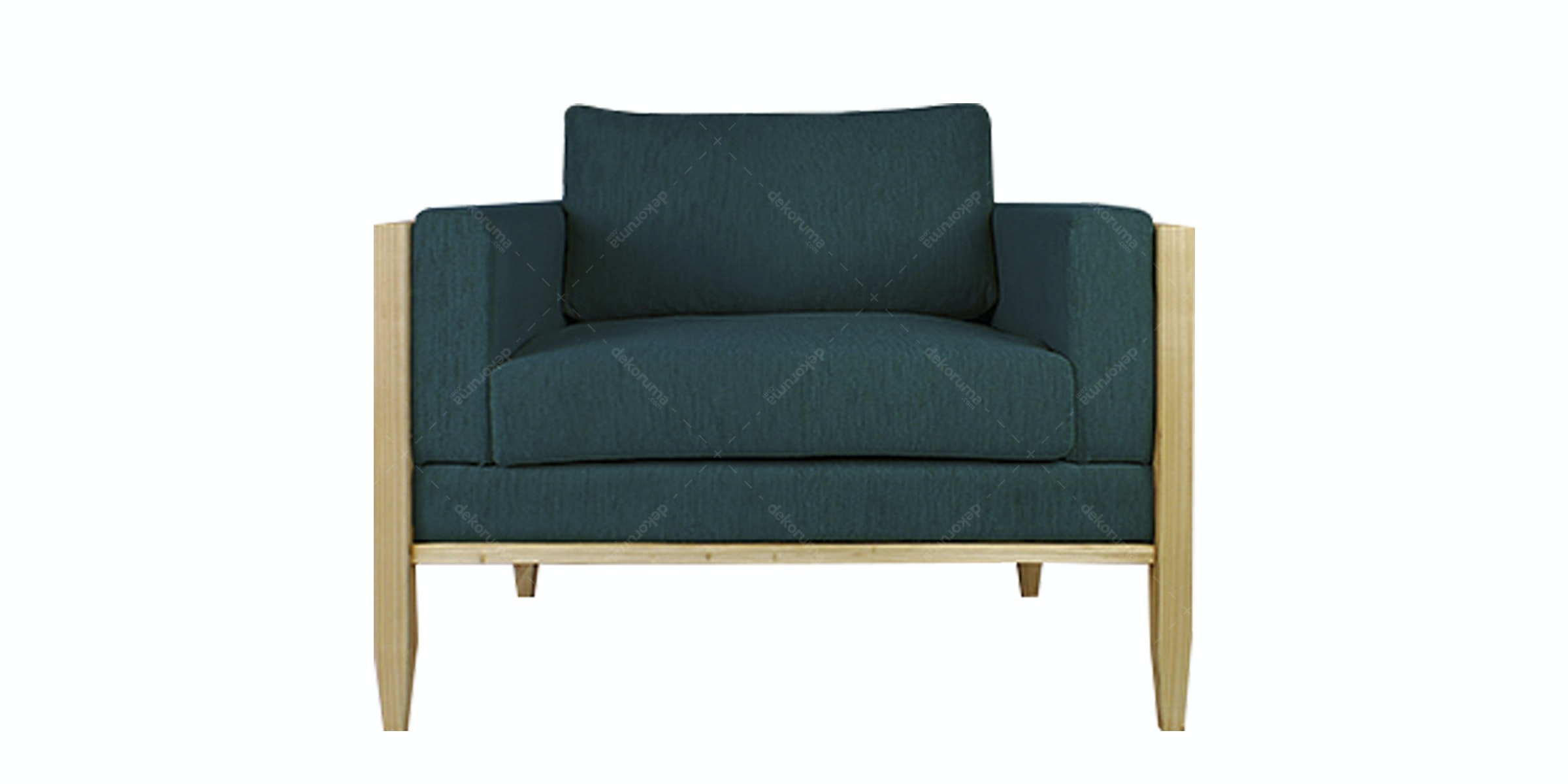 Onel Sofa UNIVORE Teal Blue