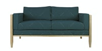 Onel Sofa DEUVORE Teal Blue
