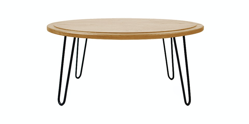 Onel Coffee Table Motten Black