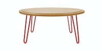 Onel Coffee Table Motten Red