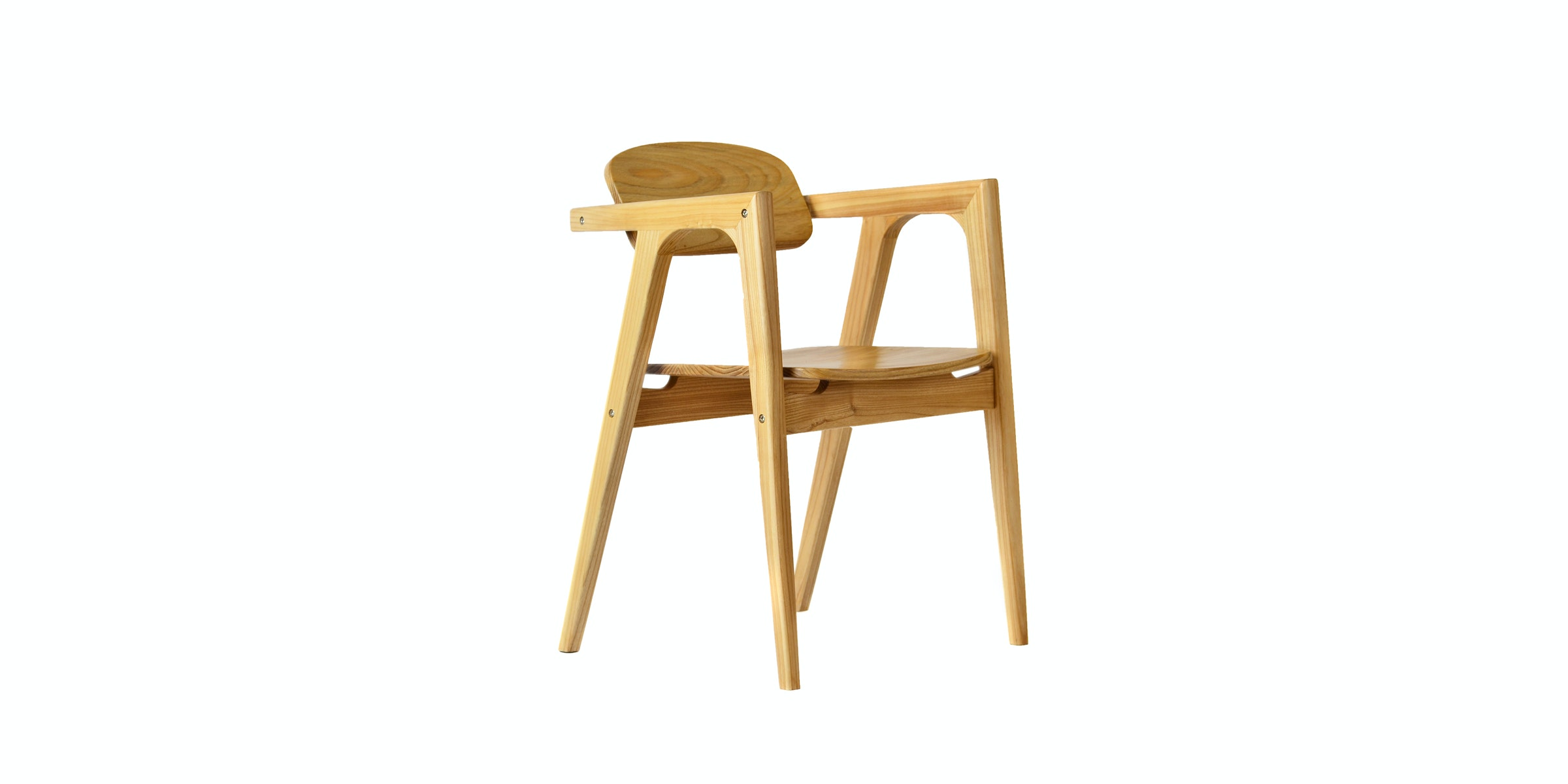 Onel Armchair Arvone Natural