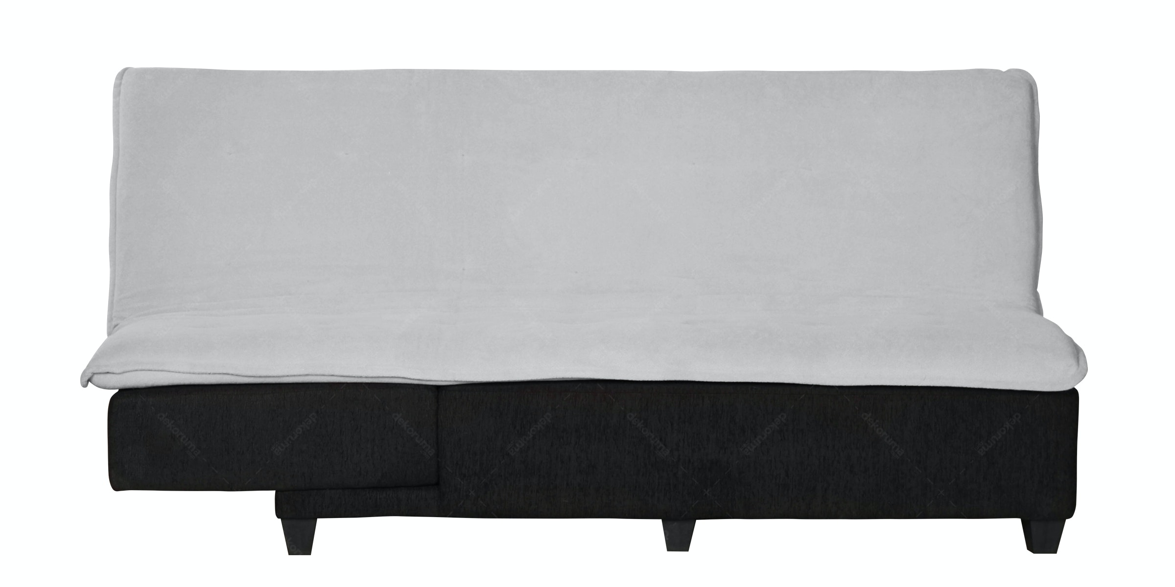 Ornela Sofa Bed Direction Latex Abu-abu