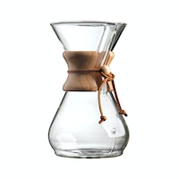 Chemex Classic Series Wood Collar 8 Cups (CM-8A)