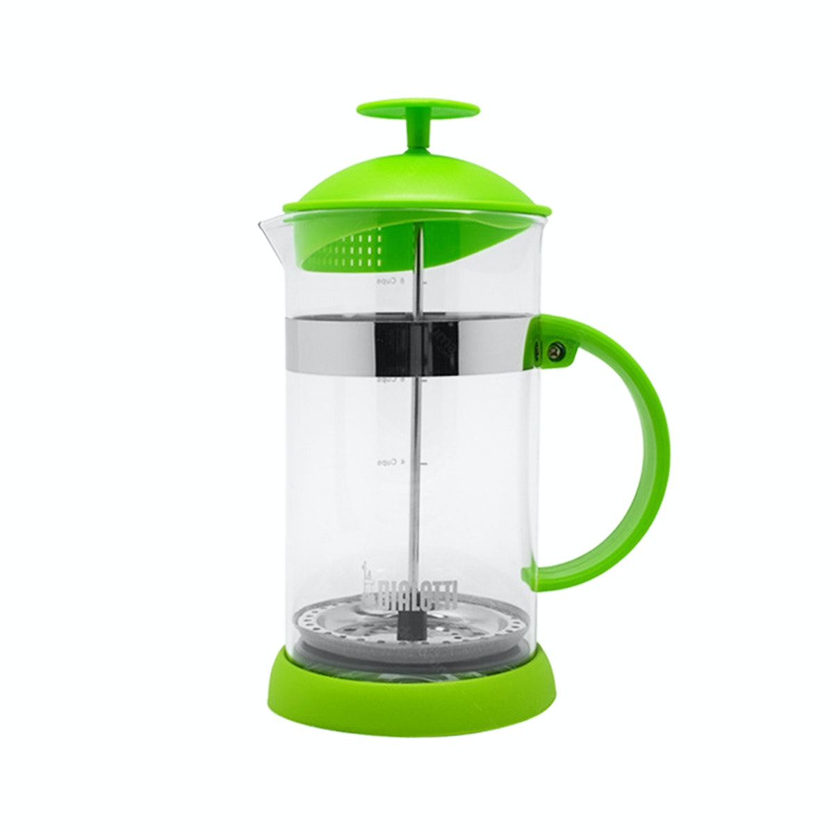 Bialetti Coffee Press 1L Green