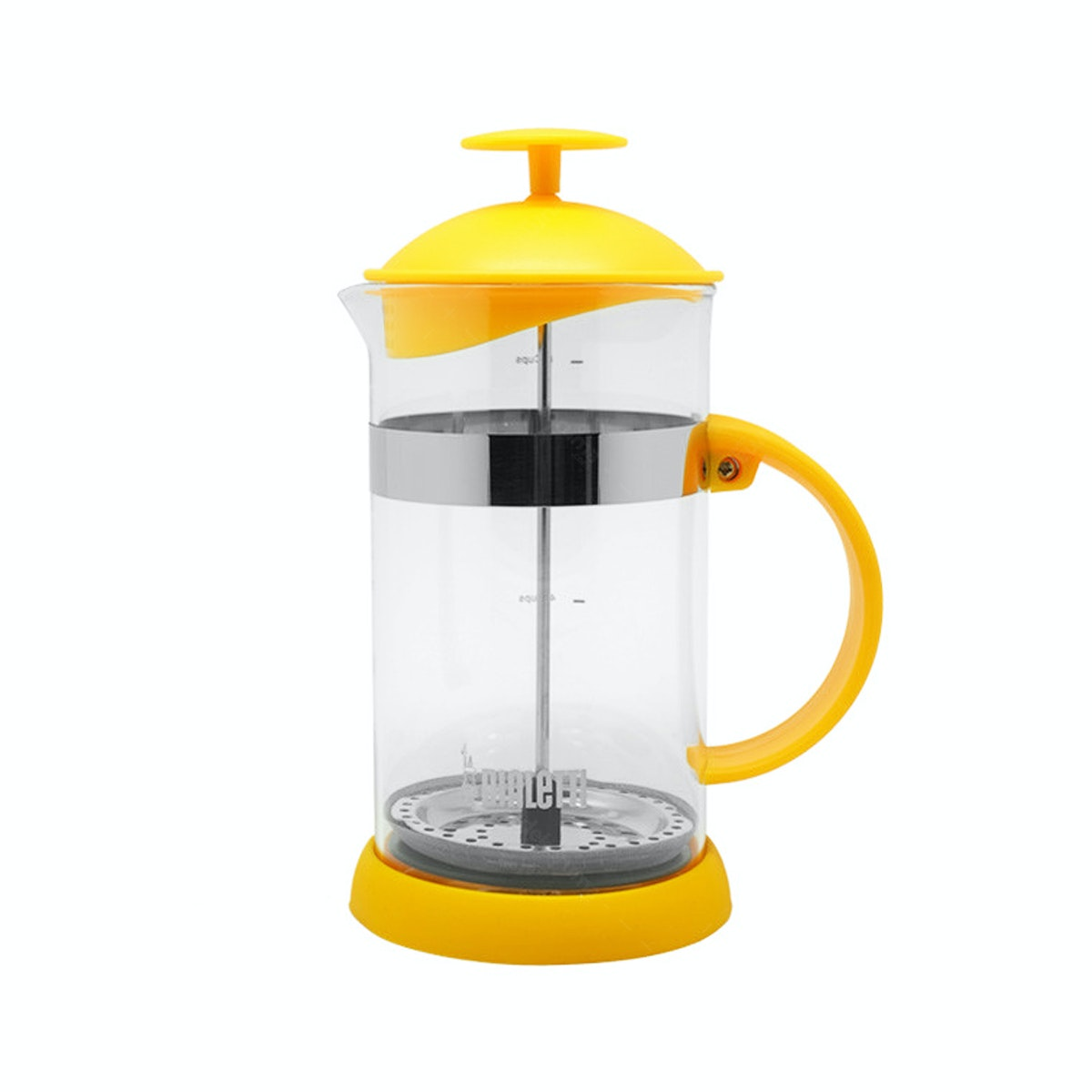 Bialetti Coffee Press 1L Yellow