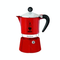 Bialetti Rainbow Red 6 Cups