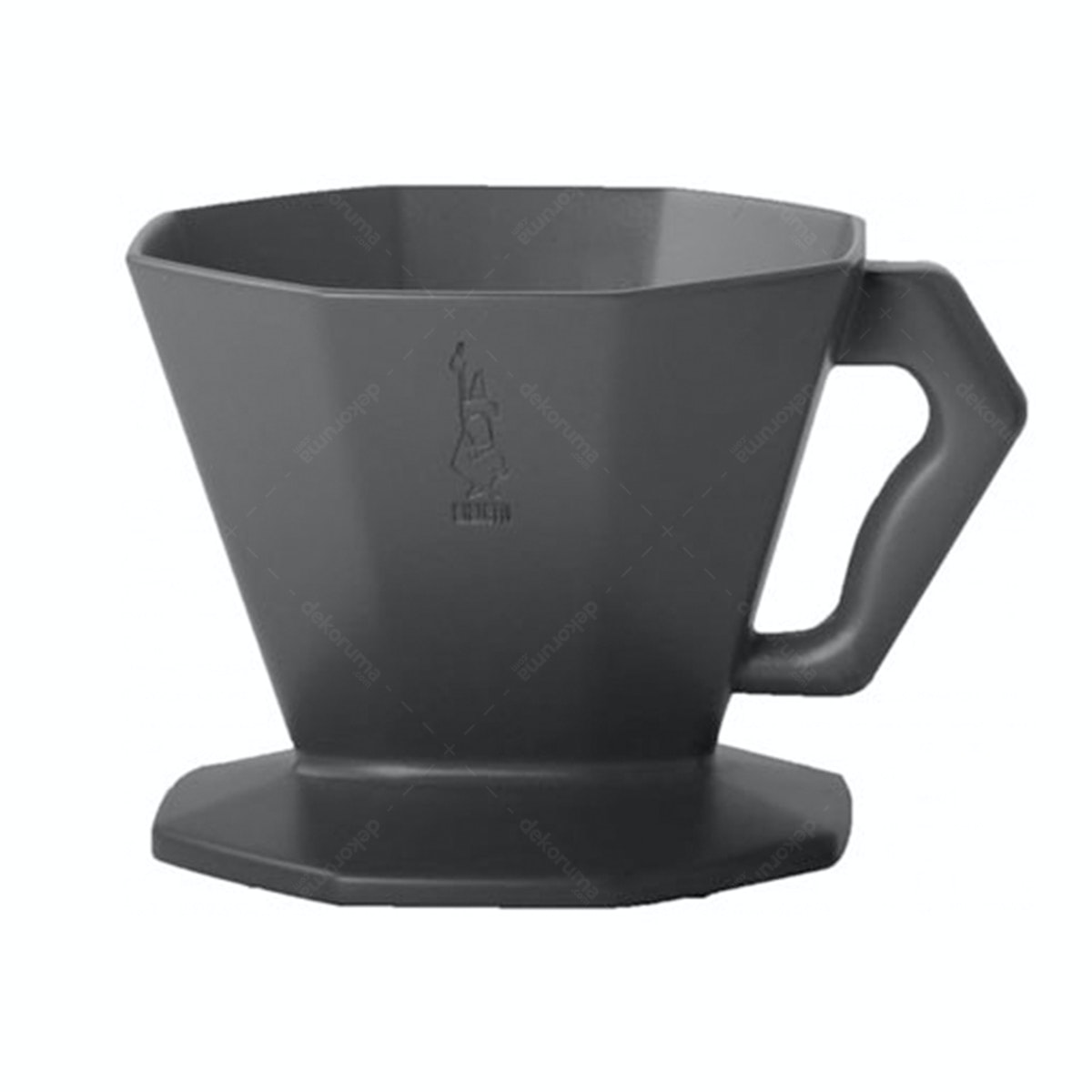 Bialetti Pour Over Black 2 Cups