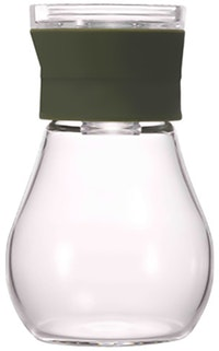 Hario Soy Sauce Container Coro Olive Green OMPS-100-OG