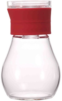 Hario Soy Sauce Container Coro Red OMPS-100-R