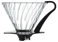 Hario Dripper V60 Glass Black VDG-03B