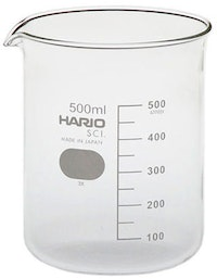 Hario Glass Beaker 500ml (B-500 SCI)