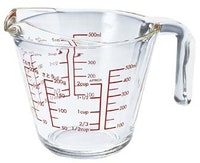 Hario Measure Cup 500ml MJP-500