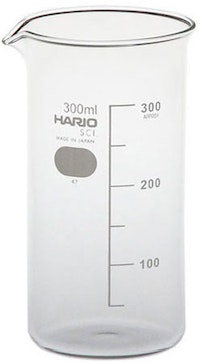 Hario Glass Tall Beaker 300ml (TB-300 SCI)