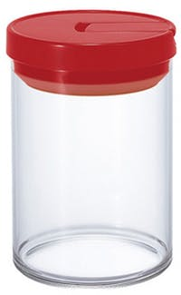 Hario Glass Canister Red 800ml MCN-200R