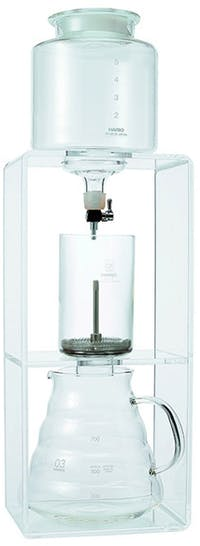 Hario Cold Dripper Clear WDC-6