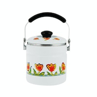 Ideal Single Food Carrier Enamel 14cm Rantang Tunggal