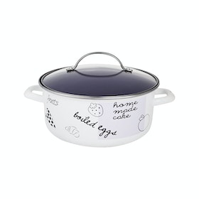 Chefina Family Cooking Panci Masak Dutchoven 24cm