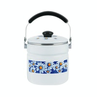 Ideal Single Food Carrier Enamel 16cm Rantang Tunggal