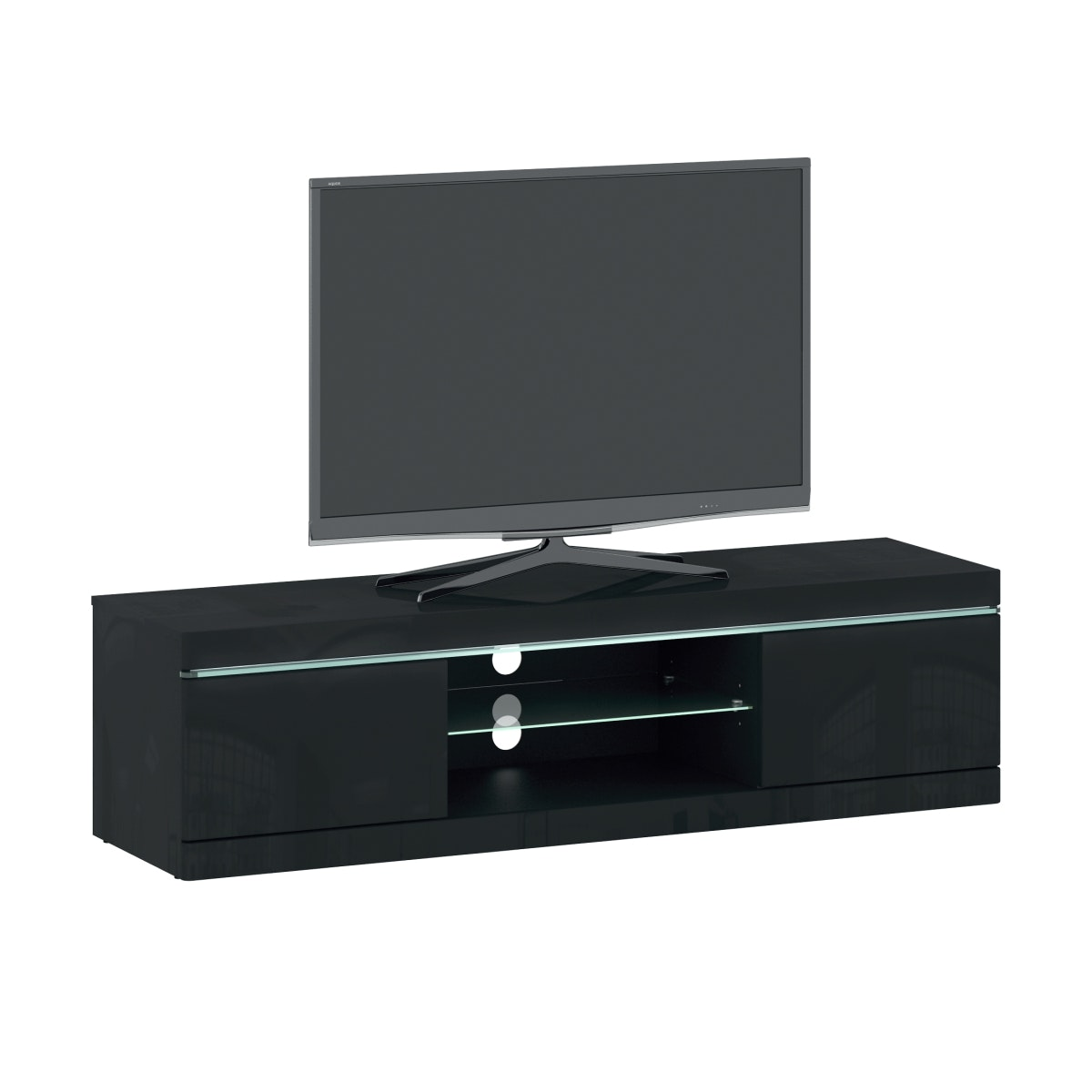 Pro Design Innova Rak TV 150 - Black Glossy