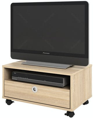 Bavarian Online Kabinet TV SONOMA OAK uk. 600 x 396 x 315 (JAZTV)