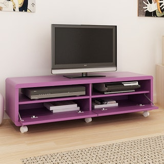 Bavarian Meja TV PURPLE uk. 1200 x 386 x 347 (JEFTV L2 JB)