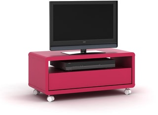 Bavarian Meja TV FUSCHIA uk. 790 x 386 x 350 (JEFTV S1 JB)