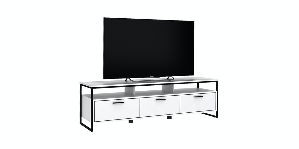 Bavarian Kabinet Tv White (Viso Tv150)