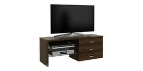 Bavarian Kabinet Tv Brown Walnut (Toto Tv)