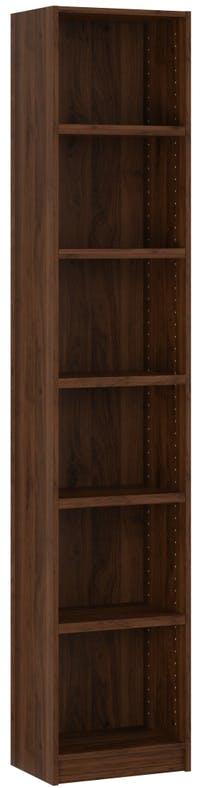 Pro Design Aquila Rak Buku Ukuran 40 Tinggi - Brown Walnut