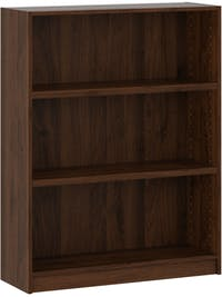 Pro Design Aquila Rak Buku Ukuran 80 Pendek - Brown Walnut
