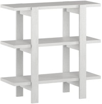 Pro Design Marsden Unit Rak 2x1 - White Wood
