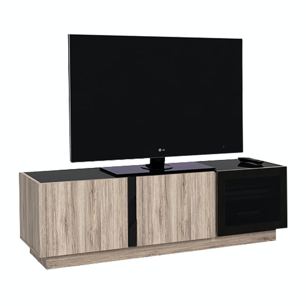 Pro Design Brico Rak TV - Sanremo Dark - Black