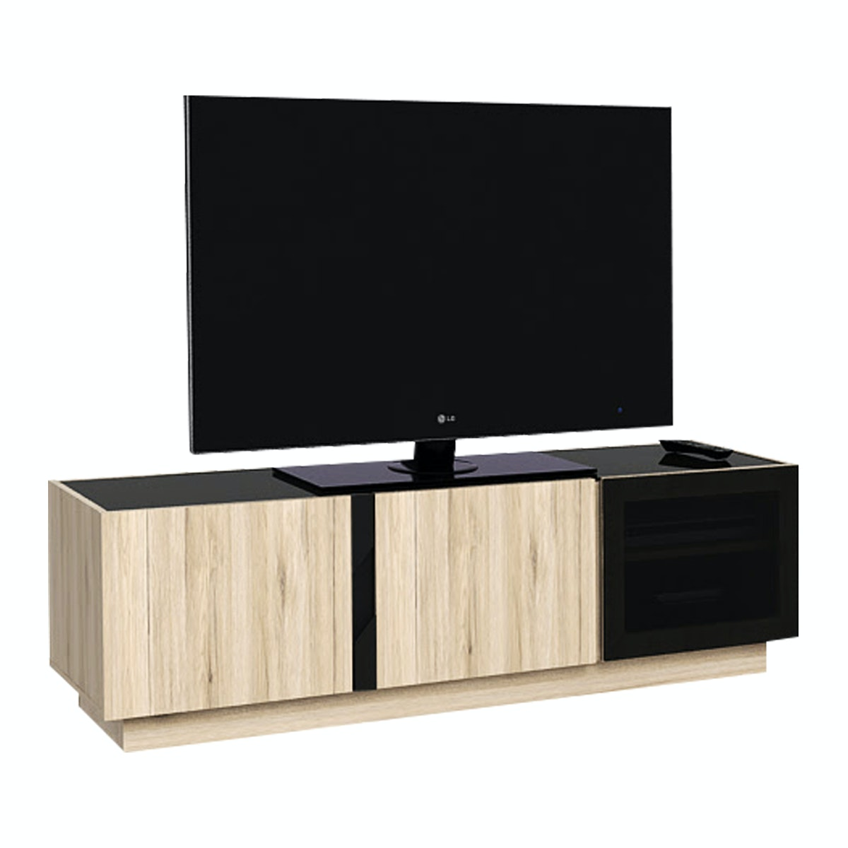 Pro Design Brico Rak TV - Sanremo Light - Black