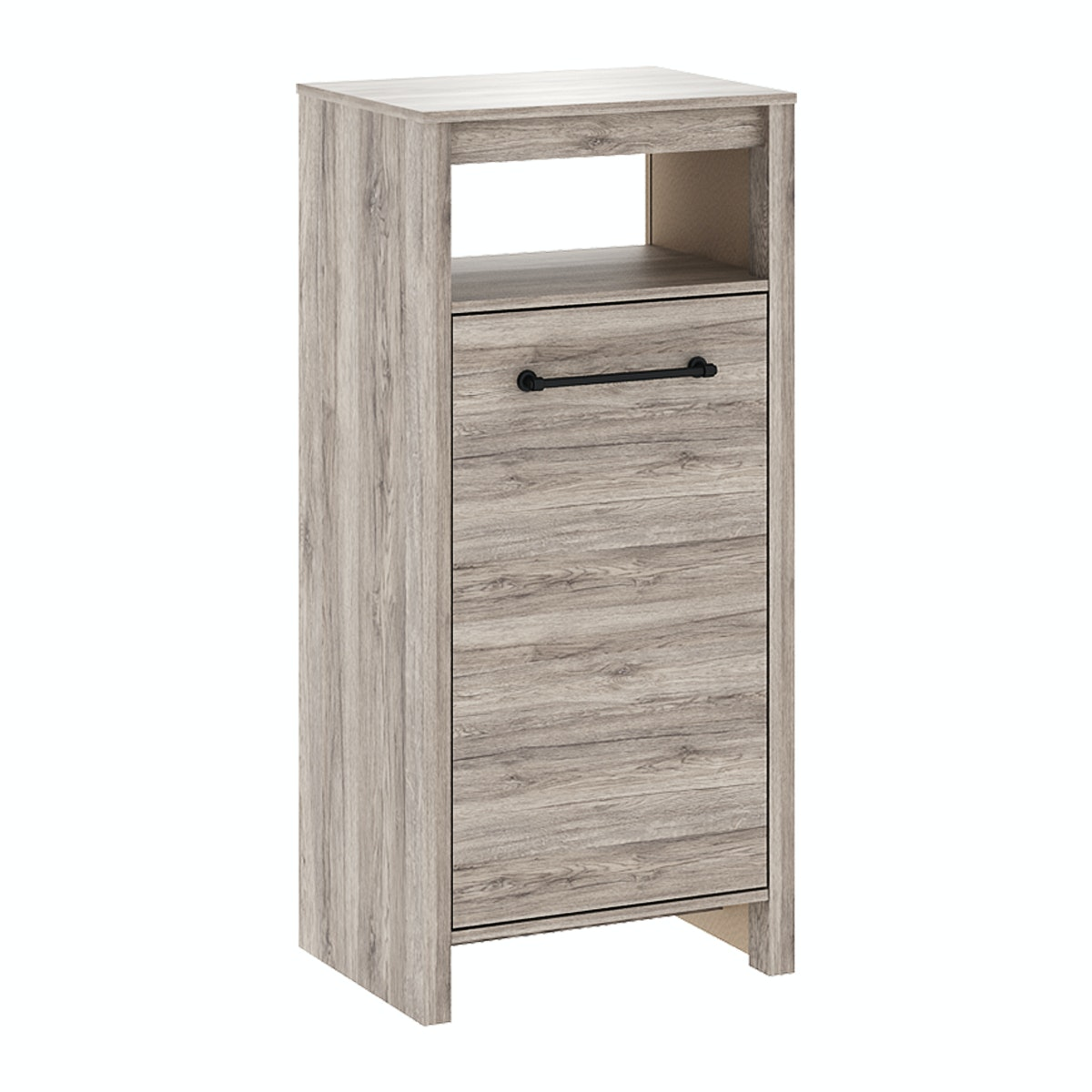 Pro Design Romanov Linen Kabinet - Sanremo Dark - Beige Leather