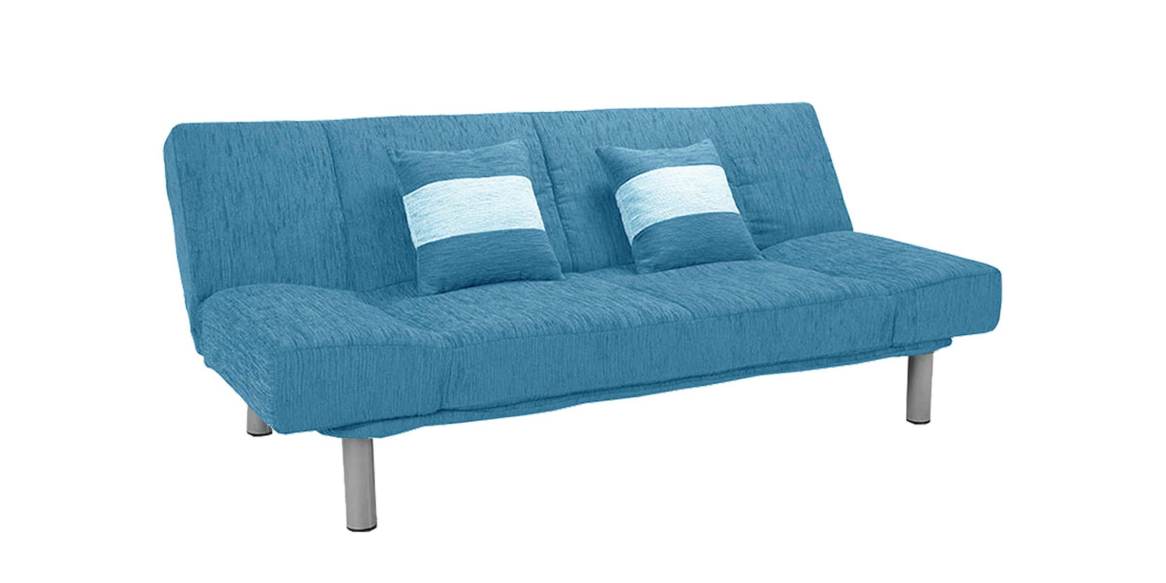 Atease By Inoac Sofa Bed Fina Blue