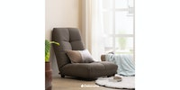 Atease By Inoac Sofa Prim Single Brown
