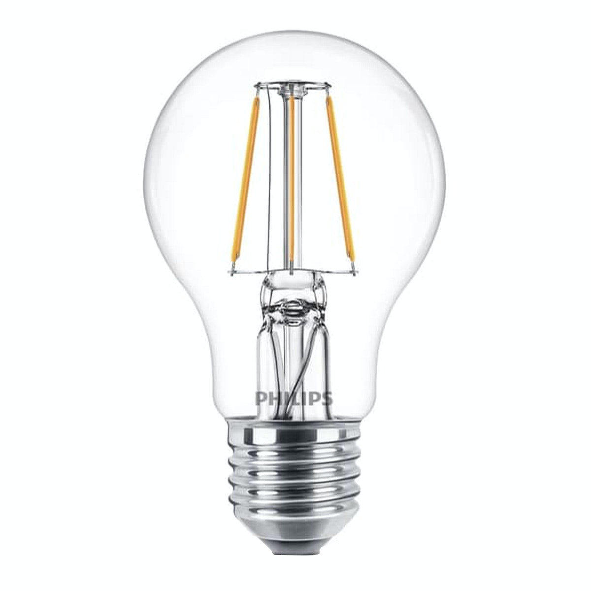 Philips LED Classic 4-50W A60 E27 WW Kuning