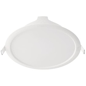 Philips Downlight ERIDANI 200 14W 30K WH Recessed LED Kuning