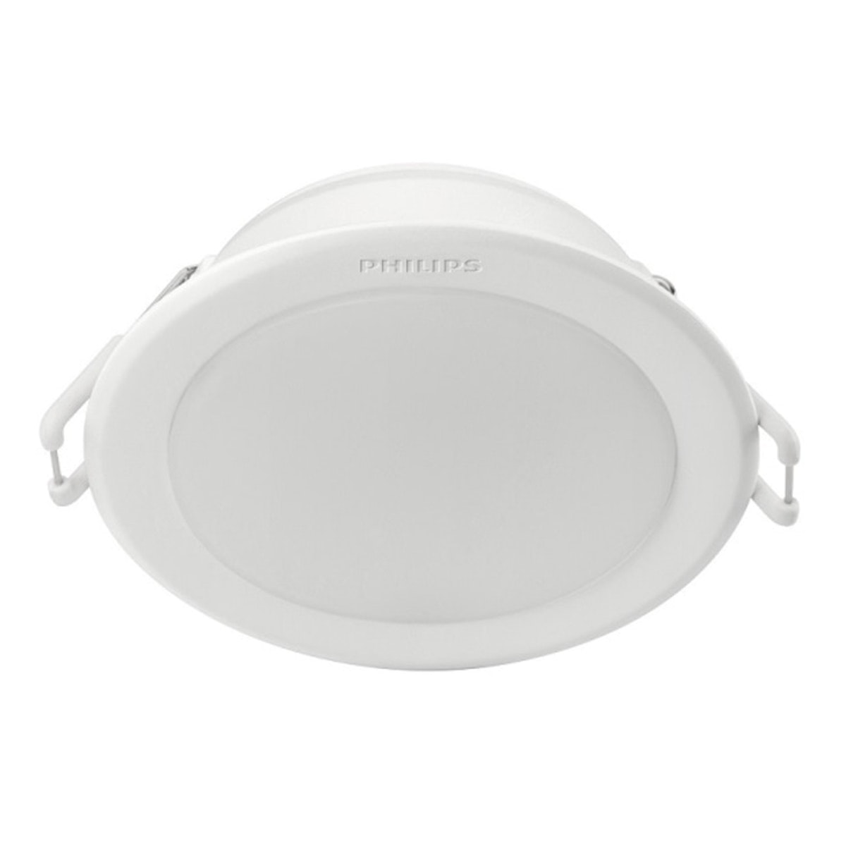 Philips Downlight - 59203 MESON 125 10W 30K WH Recessed LED Kuning