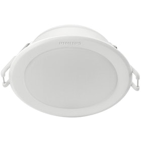 Philips Downlight - 59203 MESON 125 10W 65K WH Recessed LED Putih