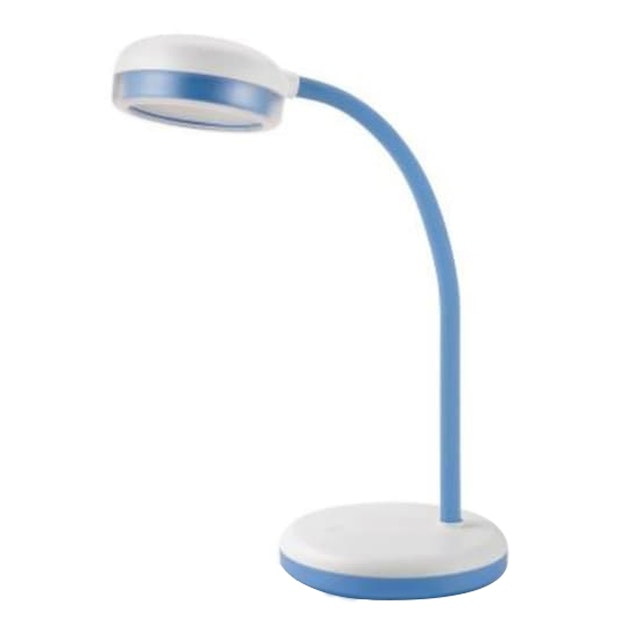 Philips Lampu Meja LED - 66012 Mystique table lamp LED blue 1x3.2W