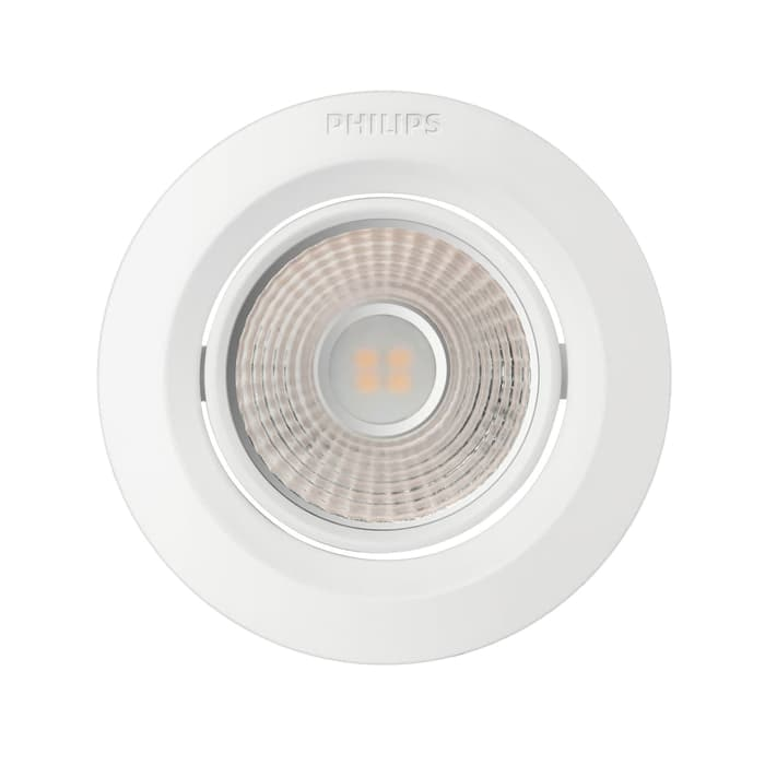 Philips Downlight KYANITE 070 3W 40K WH Kuning Recessed LED