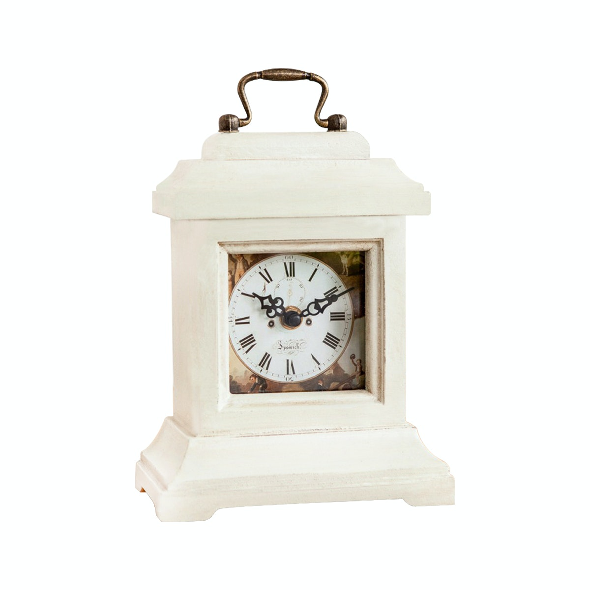 Palmerhaus Rome Table Clock