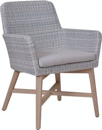 Pineapple Lifestyle Furniture Lisboa Dining Arm Chair